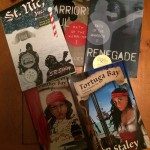 SR Staley's fiction