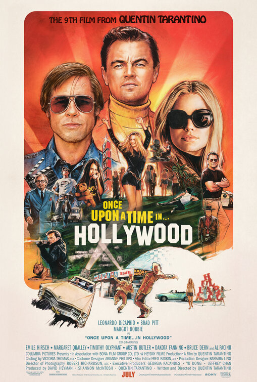 Tarantino S Once Upon A Time Offers Up Subtle Satire Of Hollywood